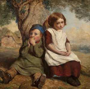 William Mulready The Younger - The Monopolist