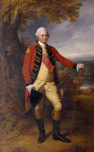 Nathaniel Dance-Holland - Robert Clive (1725–1774), 1st Baron Clive of Plassey, 'Clive of India'