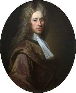 William Aikman - John McGill (d.1735), FRCSEd (1710)