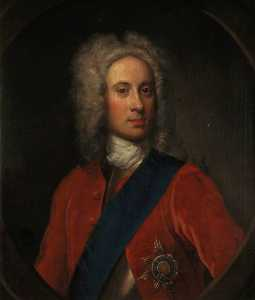 William Aikman - John Campbell (1680–1743), 2nd Duke of Argyll and Greenwich, Soldier and Statesman