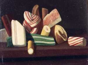 John Frederick Peto - (Candy), (painting)