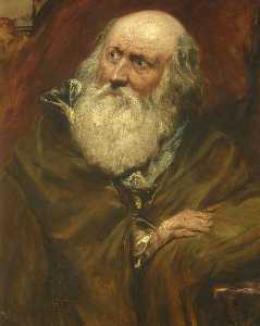 William Etty - Charles Kean as King Lear