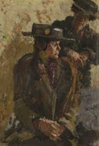 Walter Richard Sickert - Two Women