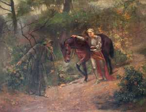 Beatrice Offor - The Knight