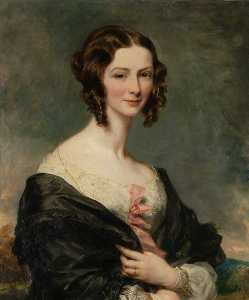 Margaret Sarah Carpenter - Mary, Lady Haddo