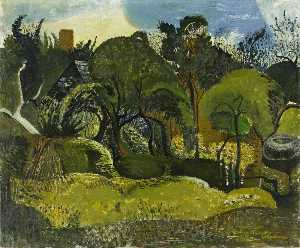 Robert Colquhoun - Church Lench
