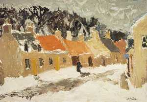 William George Gillies - Temple, Winter Street