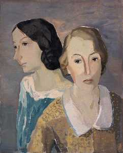 William George Gillies - Sisters Emma and Janet