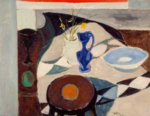 William George Gillies - The Blue Jug