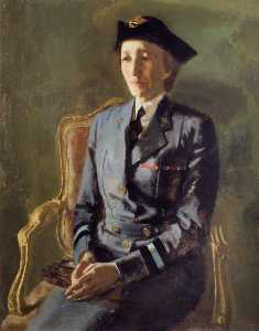 Alfred Reginald Thomson - Dame Emily Mathieson Blair (1894–1963), DBE, RRC, Matron in Chief Princess Mary's RAF Nursing Service