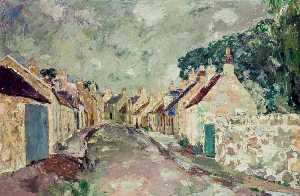 William George Gillies - Temple Village