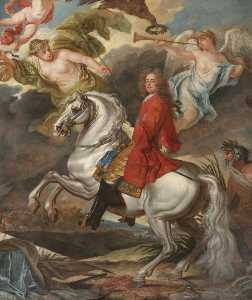 John Closterman - The Triumph of John, 1st Duke of Marlborough