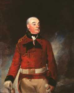 William Newzam Prior Nicholson - Lieutenant General (later General) Thomas Scott (1745–1842), Army Staff