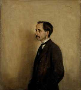 William Newzam Prior Nicholson - Sir James Matthew Barrie (1860–1937), Author