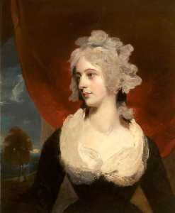 Thomas Lawrence - Charlotte Dee (1756–1813), Mrs Charles Edmund Nugent, as Mrs Johnstone