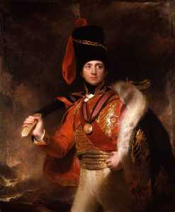 Thomas Lawrence - Charles William Vane Stewart, 3rd Marquess of Londonderry