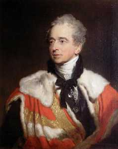 Thomas Lawrence - Charles Abbot, 1st Baron Colchester