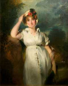 Thomas Lawrence - Caroline of Brunswick (1768–1821), Queen of George IV