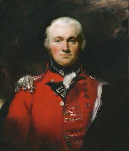 Thomas Lawrence - Lieutenant General (later General Sir) Robert Brownrigg (1759–1833)