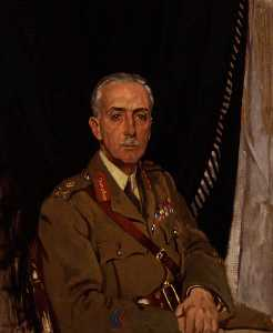 William Newenham Montague Orpen - Charles Sackville West, 4th Baron Sackville