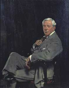 William Newenham Montague Orpen - Sir William McCormick