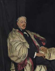William Newenham Montague Orpen - Charles Villiers Stanford (1852–1924), Trinity College Organist and Composer