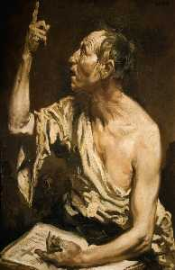 William Newenham Montague Orpen - St Patrick