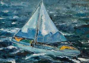 Frank Ernest Beresford - Air Sea Rescue Lifeboat