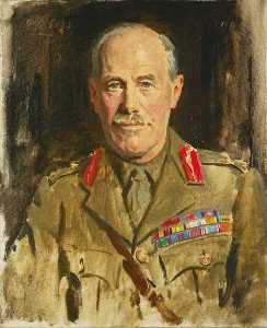 Reginald Grenville Eves - Major General W. N. Herbert, CB, CMG, DSO and Bar