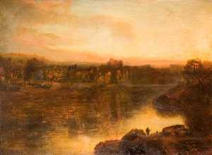 Henry Mark Anthony - Chepstow Castle, Monmouthshire