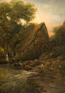 Henry Mark Anthony - The Old Mill Wheel