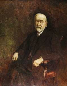 Christopher Williams - Reverend W. E. Prydderch (1846–1931)
