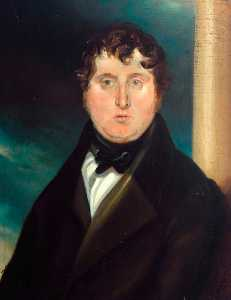 Patrick Branwell Brontë - John Feather (1800–1870)