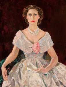Thomas Cantrell Dugdale - Princess Margaret (1947–2002), Colonel in Chief