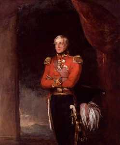 William Salter - Arthur Wellesley, 1st Duke of Wellington