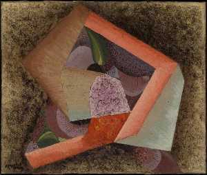 Cedric Lockwood Morris - Experiment in Textures