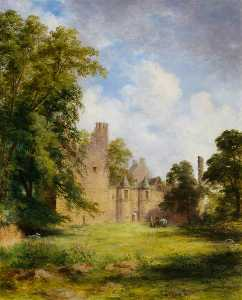 James Giles - Tolquhon Castle