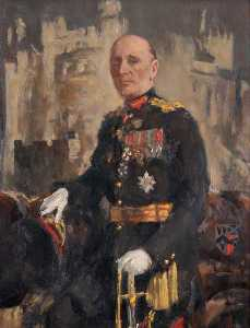 Stanley Cursiter - Lieutenant General Sir George Collingwood