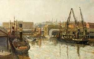Paul Ayshford Methuen - The Port of Bristol