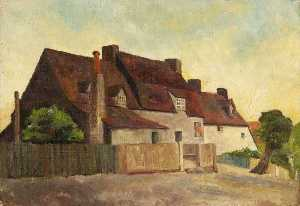 Charles Paget Wade - The 'Plough' Inn, Mill Hill