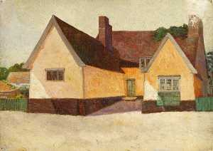 Charles Paget Wade - Clement's Cottage, Yoxford