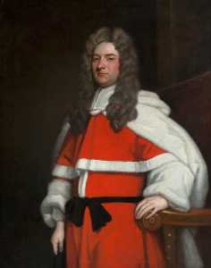 John Baptist De Medina - George Dalrymple of Dalmahoy (1680–1745), Baron of Exchequer