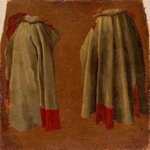Luca Carlevaris - Two Costume Studies