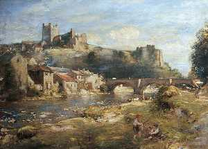 Walter Westley Russell - Richmond, Yorkshire