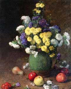 Claude Emil Schuffenecker - Flowers and Fruit