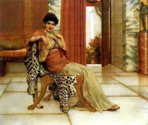 John William Godward - Ianthe