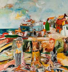 John Bellany - Scottish Gothic