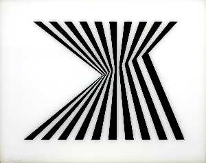 Bridget Riley - Untitled