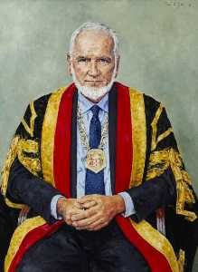 David Griffiths - Professor Cedric Prys Roberts, President of the Royal College of Anaesthetists (1994–1997)