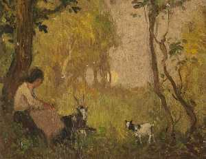 William Hoggatt - In Glendown Glen